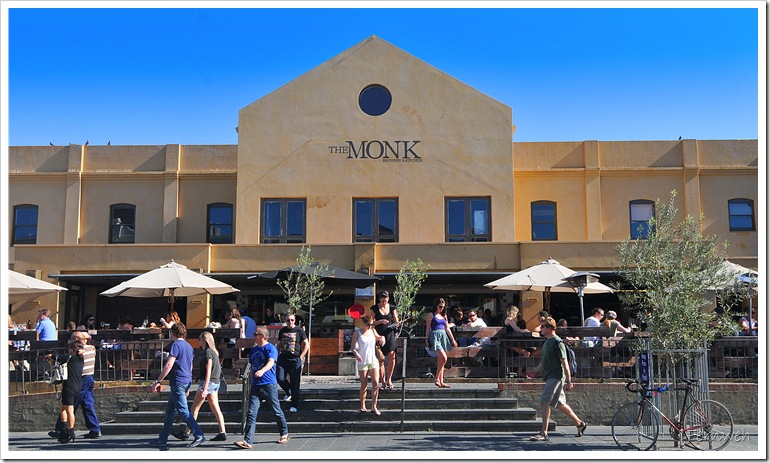 The Monk Fremantle