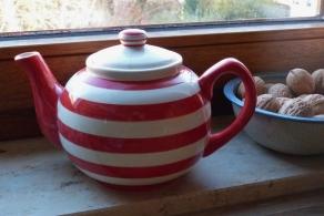 Teekanne aus dem Lake District