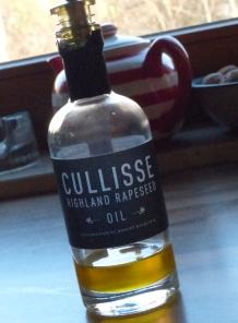 Rapsöl aus den Highlands