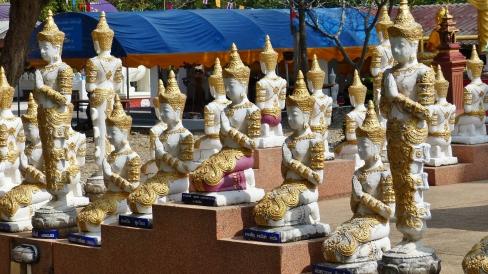 Tausend Buddhas