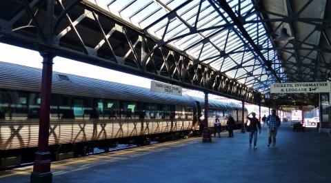 Bahnhof Dunedin