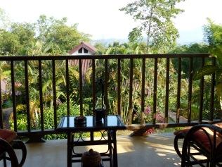 Balkon Superior Zimmer