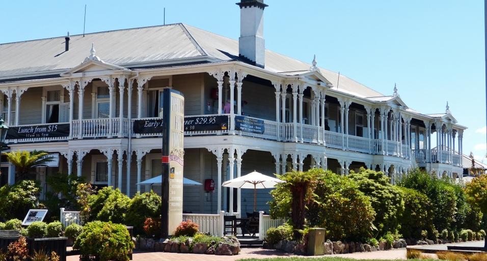 Princes Gate Hotel Rotorua