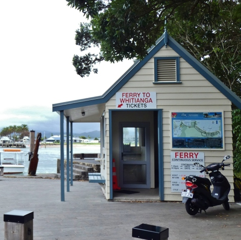 Ferry Landing, nr. Whitianga, Coromandel