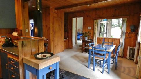 Garden Cottage at Rapaura Water Gardens, Coromandel NZ