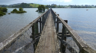 Whananaki Footbridge