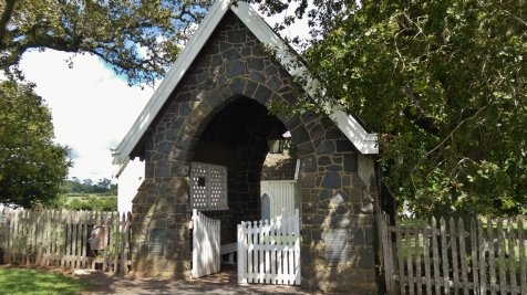 Te Wamate Church